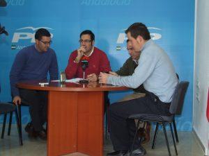 El Portavoz Popular denuncia la situación de la empresa municipal