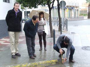 el Portavoz Popular demuestra que los badenes incumplen la normativa