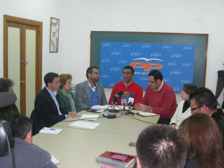 El Partido Popular exige la guarda y custodia de bienes y documentos, ante los robos en Mancomunidad