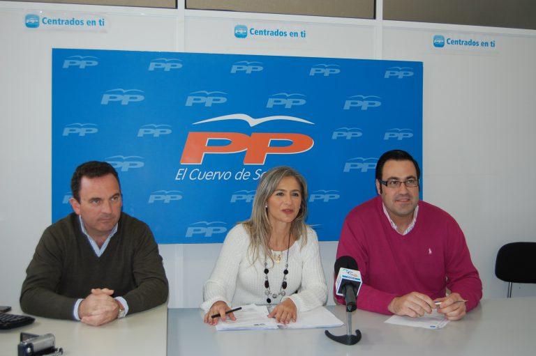 El PP denuncia que la Junta reduce el horario de atención sanitaria en El Cuervo