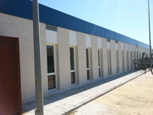 nuevas instalaciones pabellon