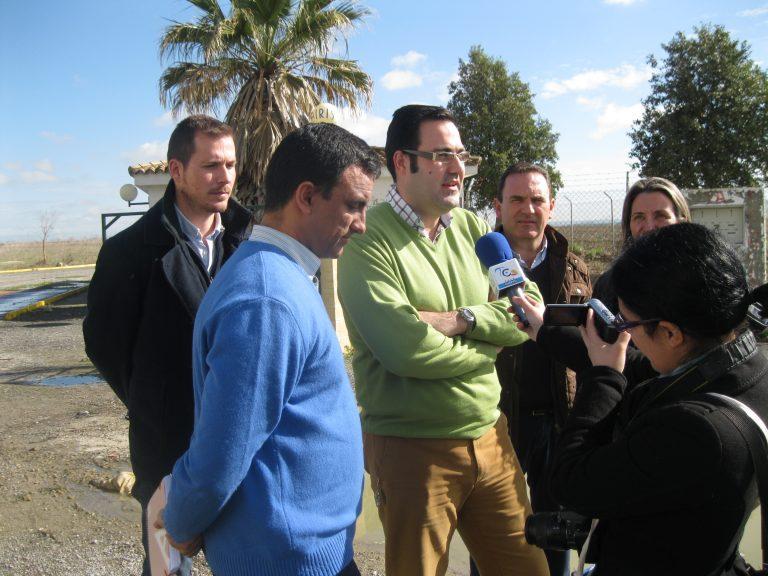 El PP exige a la Junta una actuación urgente para sellar el vertedero 'El Cornejil'