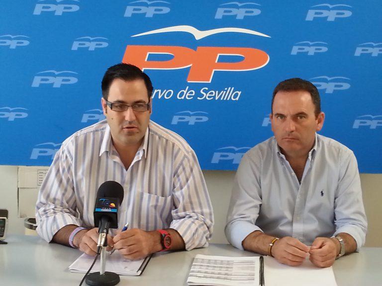 El PP lamenta que la mala organización del gobierno socialista les lleve a incumplir con el ROF