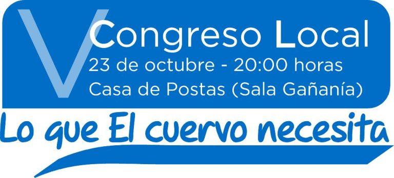 5º Congreso Local del Partido Popular