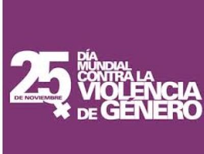 Declaración Institucional 25 de Noviembre