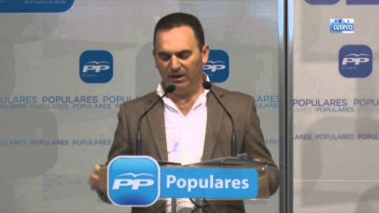 José Manuel Oliva, candidato a la alcaldía