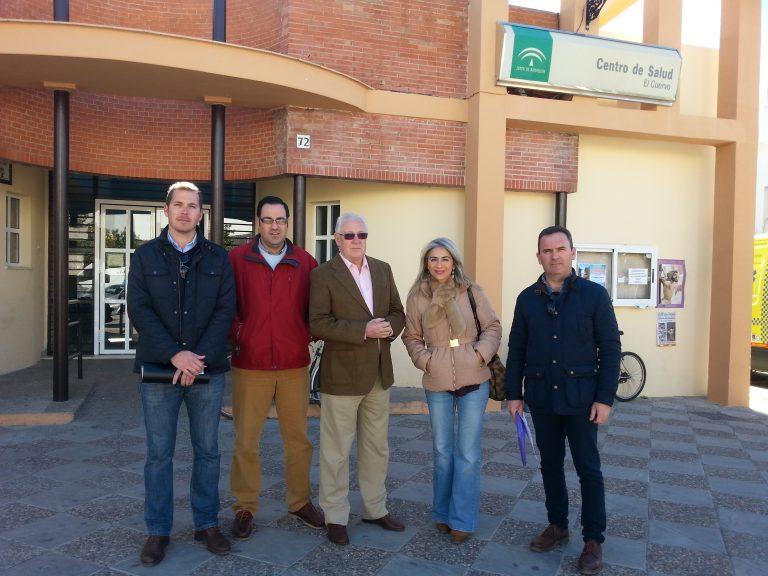 El PP denuncia los incumplimientos del PSOE con la construcción del nuevo Centro de Salud que lleva años esperando El Cuervo