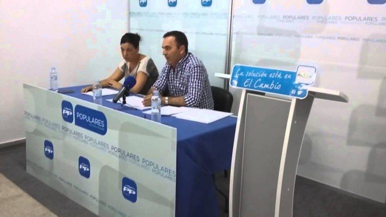 Oliva presenta medidas de gobierno en el 1 Foro Empresarial