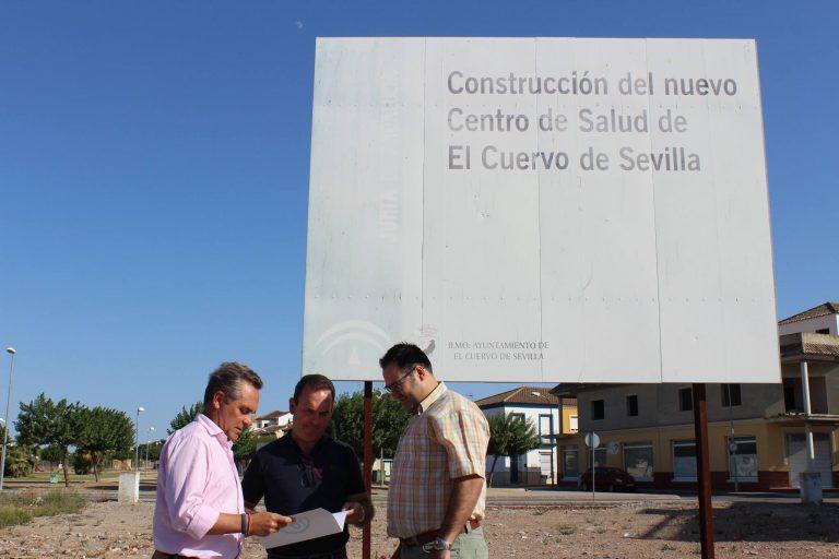 El PP reclama a la Junta la construcción urgente del centro de salud en El Cuervo tras ocho años de retraso