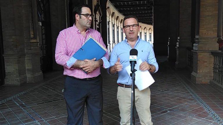 El PP se reúne con el subdelegado del Gobierno para tratar el problema de seguridad que vive el municipio