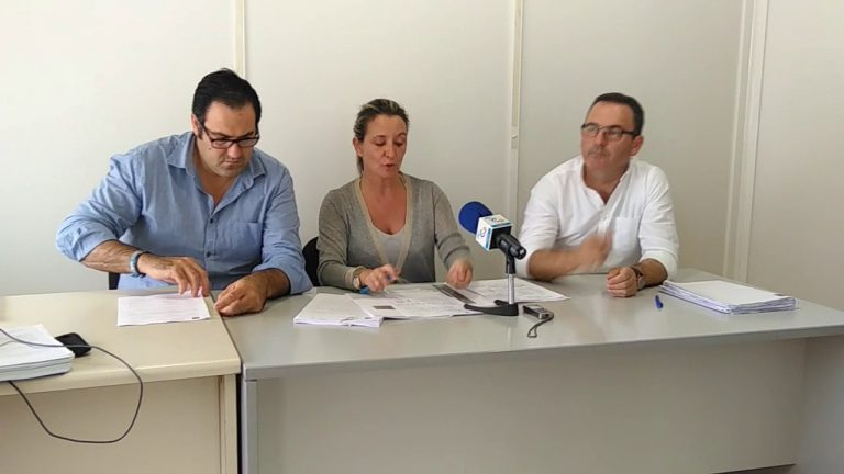 El PP denuncia la actitud pasota de Sevilla Activa, con los problemas en las 16 viviendas de la Avda. de la Independencia