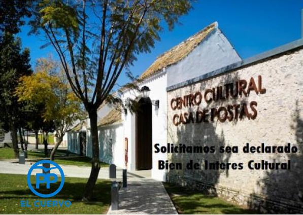 Sale adelante la moción del PP en la que se solicita la declaración de Bien de Interés Cultural  el Centro Cultural Casa de Postas