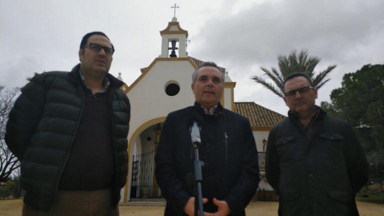 La Comisión de Turismo del Parlamento de Andalucía aprueba la PNL presentada por el PP para declarar la Romería de Ntra. Sra. del Rosario Fiesta de Interés Turístico de Andalucía.