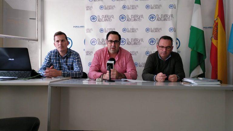 El PP presenta una moción para mejorar la ampliación de horarios y día de la línea El Cuervo – Lebrija