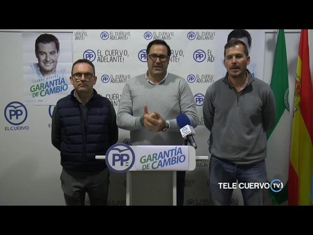 Comienza la campaña electoral. El PP es la única alternativa de cambio tranquilo y sereno para Andalucía