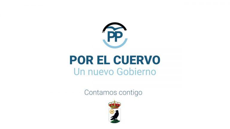 El Partido Popular presentará el viernes su Candidatura para las Elecciones Municipales 2019