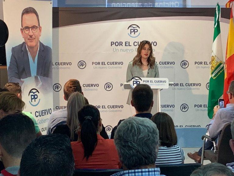 El Candidato Popular Oliva intercambia ideas y propuestas en un encuentro con Jóvenes