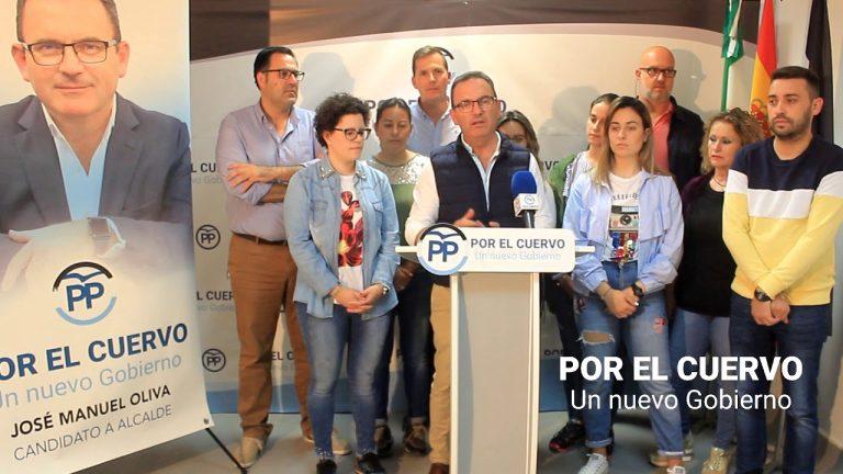Inicio de Campaña para las Elecciones Municipales del próximo 26 de Mayo de 2019