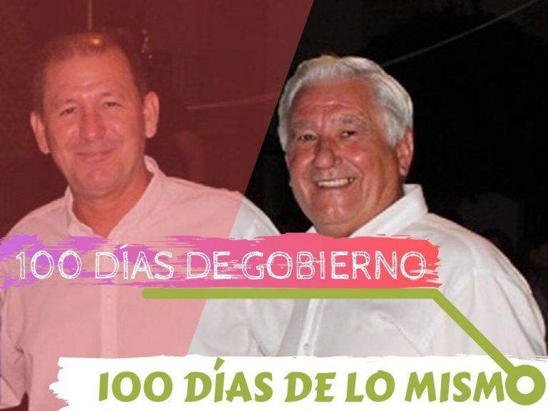 100 días de Nuevo Gobierno. 100 días de lo mismo!!