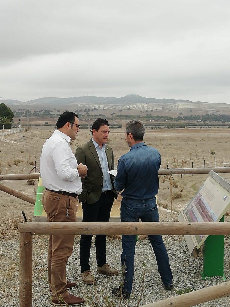 El Partido Popular muestra su satisfacción por las inversiones que se contemplan en la Laguna de los Tollos por parte del gobierno Andaluz
