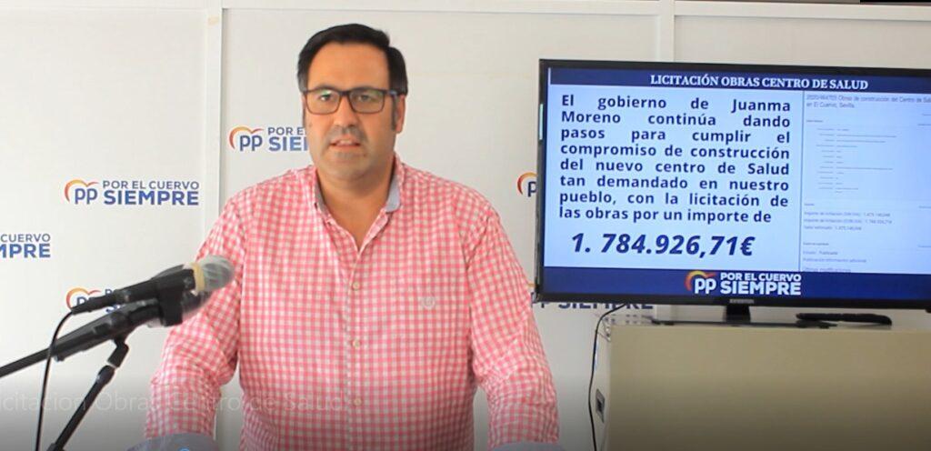 Nuevo Centro Salud El Cuervo Sevilla