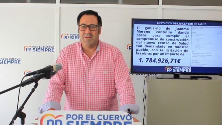 Salen a licitación las obras para la construcción de un nuevo Centro de Salud en El Cuervo de Sevilla